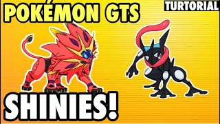 How To Get ANY POKÉMON YOU WANT!Ultra Sun & Ultra Moon Using The GTS w/o Pokémon QR codes