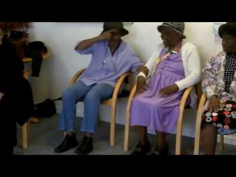 Living with dementia - community exercise, singing and fun!