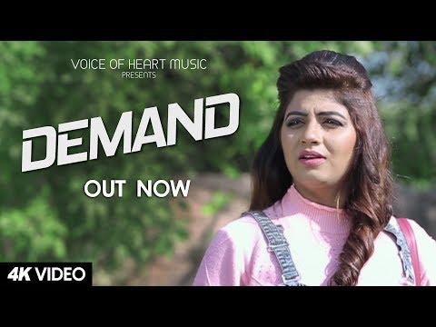 Demand   New Most Popular Haryanvi DJ Song 2018   Sonika Singh   Sanu Tank   Mr. Taank