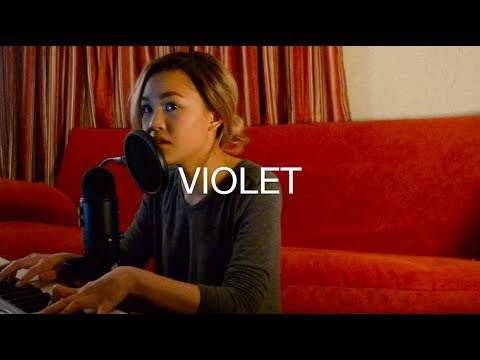 Violet (a Daniel Caesar cover) by Erica Vidallo