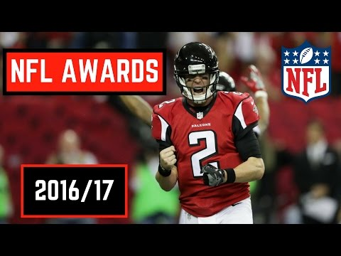 NFL Awards 2016/2017 | NFL Honors - MVP - Top Rookies & More!