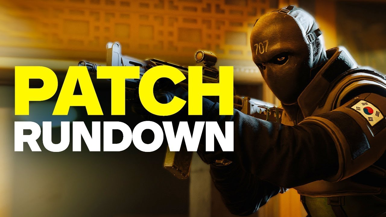 Rainbow Six Siege: New Operators and Map – White Noise Patch Rundown