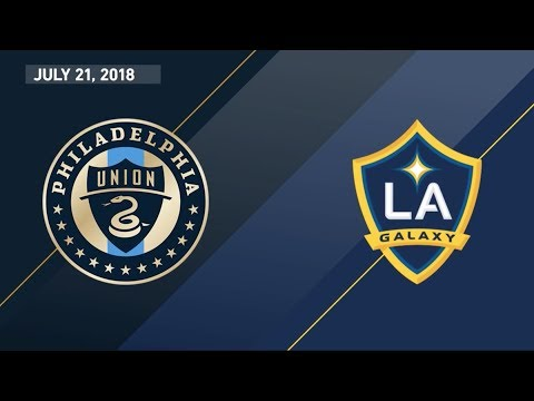HIGHLIGHTS: Philadelphia Union vs. LA Galaxy | July 21, 2018