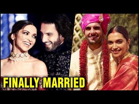 It's OFFICIAL Ranveer Singh And Deepika Padukone FINALLY Married   DeepVeer Wedding Update Mp3