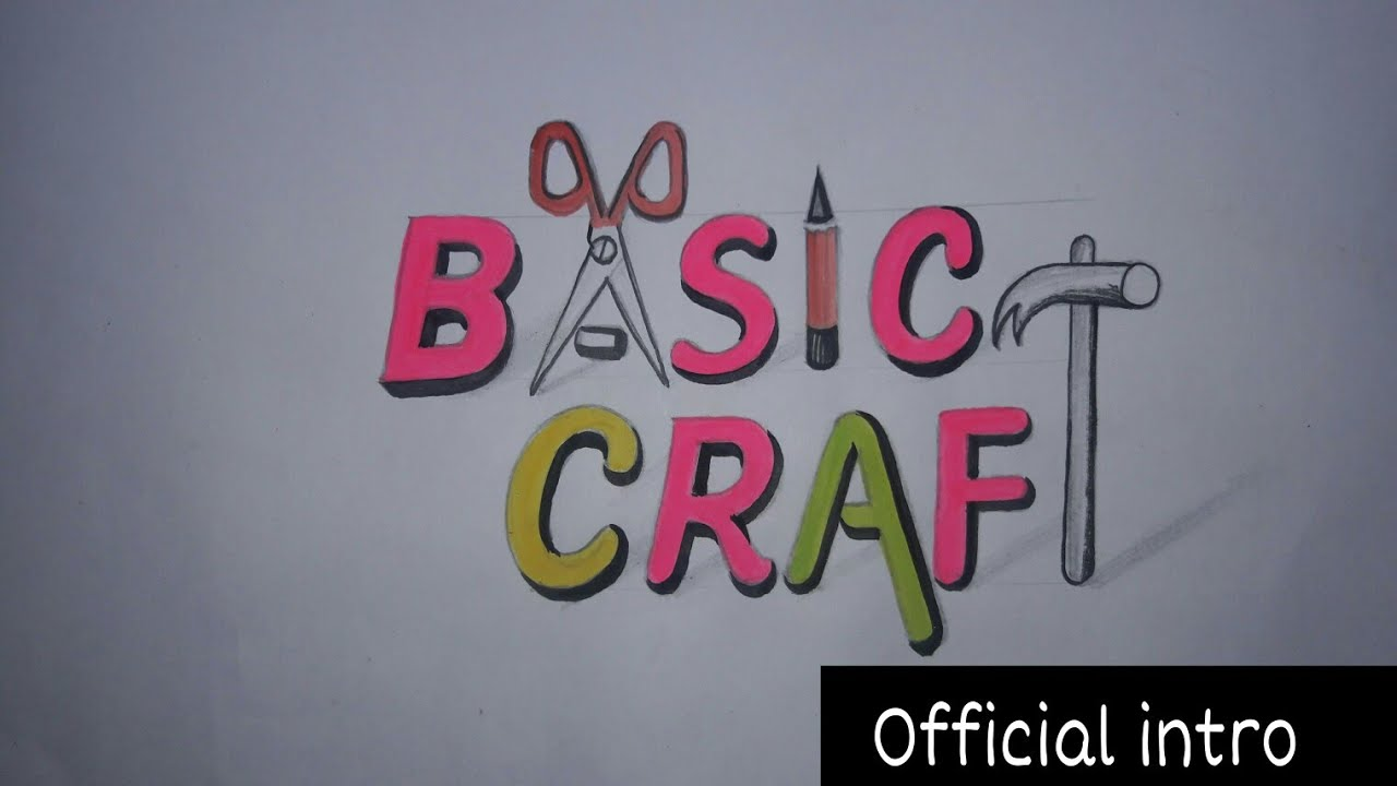 Basic Craft Official Intro | Basic Craft Official Trailer