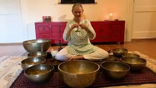 Bols Chantants Tibétains - Concert méditatif à domicile