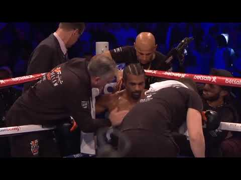 David Haye | Damaged & Broken | Haye Vs Bellew 1 (Highlights HD)