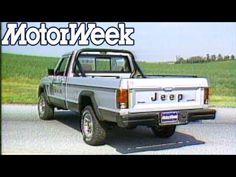 1986 Jeep Comanche | Retro Review