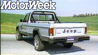1986 Jeep Comanche | Retro Review