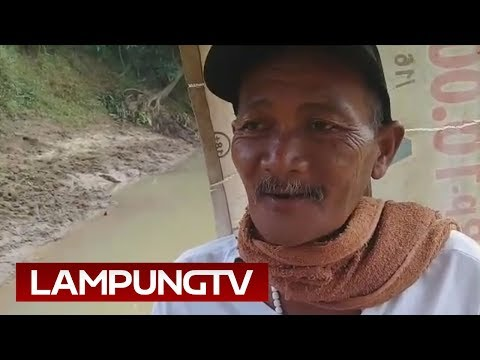 Mbah Suwardi Selamatkan Warga dari Pembegalan di Lamteng