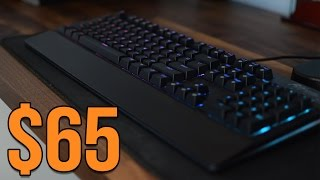 $65 Full RGB Mechanical Keyboard - Royal Kludge RGB