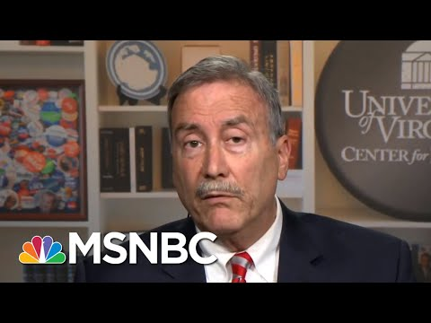 'Red Wave Ain't Gonna Happen, It's Just A Question Of How Big The Blue Wave Is' | MTP Daily | MSNBC