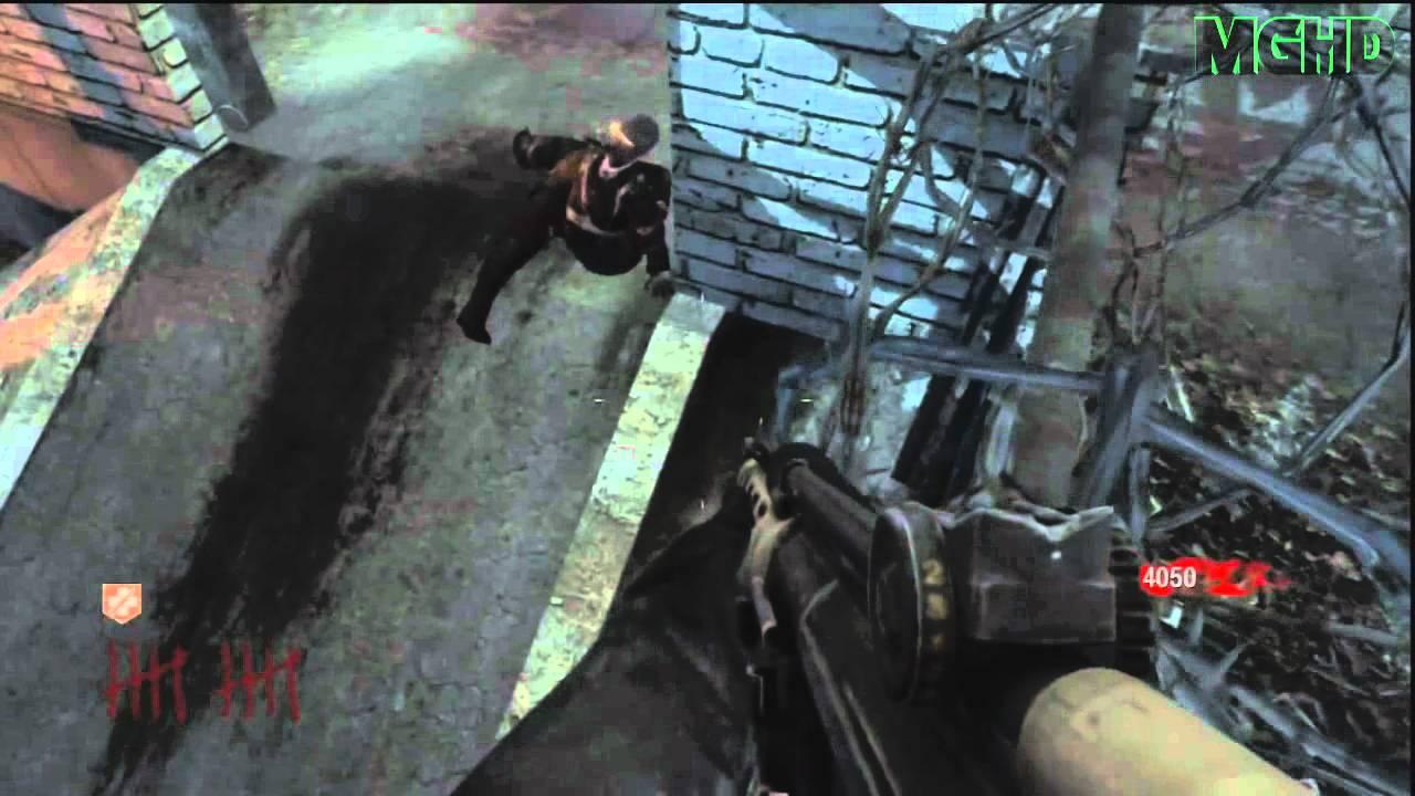 Cod:waw der riese glitch new zombie barrier glitch +. Video.
