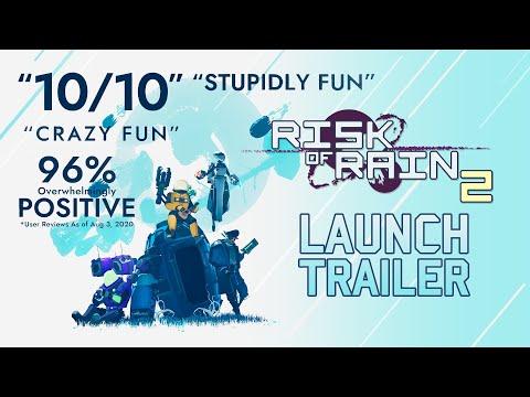 Risk of Rain 2: Launch Trailer