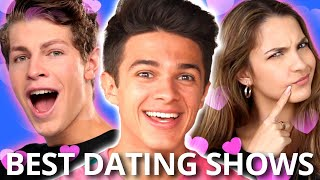 Brent Rivera, Ben Azelart, & Lexi Rivera DATING SHOW COMPILATION