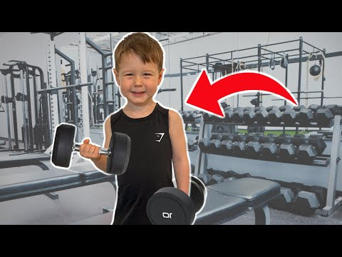 Download The youngest bodybuilder in the world | Luca intro compilation pt. 4