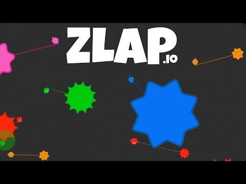 Zlap.io - Top Player On The Leaderboard! - Zlap.io Gameplay - Brand New .IO Game