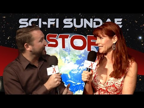 Patricia Tallman - Sci-Fest LA 2015