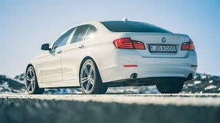Til sölu: BMW F10 535D 2013 // Verð: 3.890.000 kr