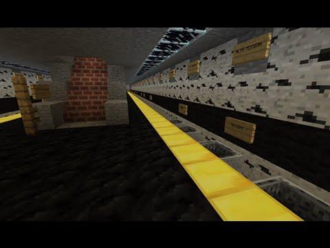 Construyendo el Metro de Caracas (Venezuela) por Minecraft