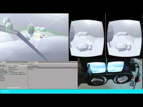 Google I/O 2015 - Designing for virtual reality