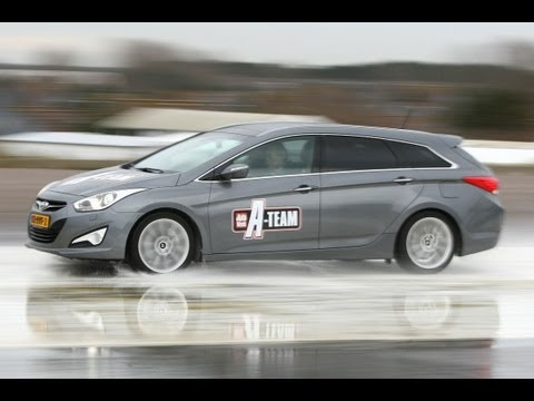 Nieuw AutoWeek A team test Hyundai i40