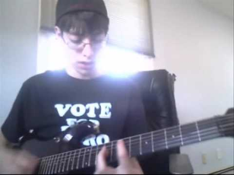 Hopes Die Last - Tempus Vincit Omnia Guitar cover