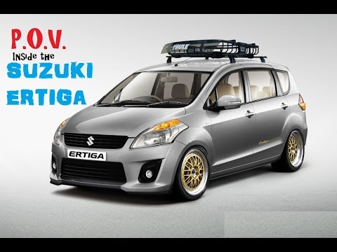 2016 Suzuki Ertiga | Point of View - Cebu Philippines
