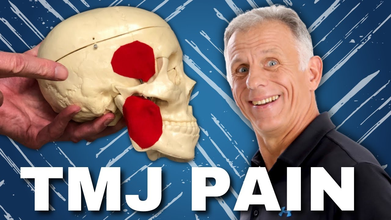 Top 3 Exercises For Tmj Temporomandibular Joint Pain Disorder