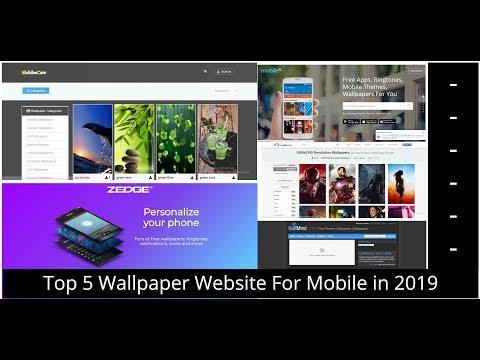 Top 5 Wallpaper Website For Mobile in 2019