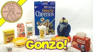 Disney Muppets Most Wanted - Gonzo Frosted Cheerios Cereal