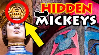 The Secret History of Disney's Hidden Mickeys!