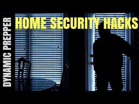 Top 10 Home Security Hacks