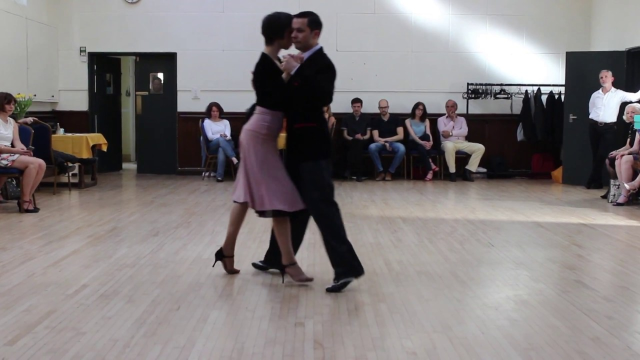 Tango immersion » Steps inspired by Osvaldo and Coca - 09.04.2017 - YouTube