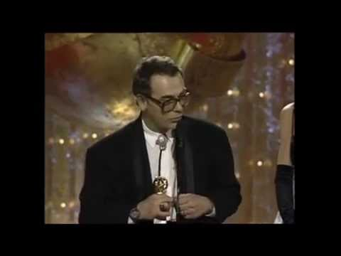 Dean Stockwell Wins Golden Globes 1990
