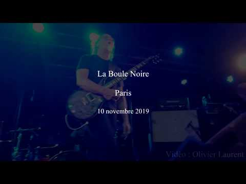Martin Barre (Jethro Tull), Pat O'May - A New Day Yesterday - @La Boule Noire @Paris - 10.11.2019. mp3