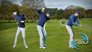 Gambar cover 3 GOLF SWING DEATH MOVES WITH THE DRIVER