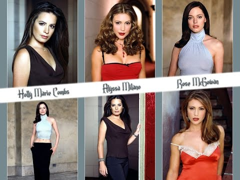 Charmed Then and Now 2015
