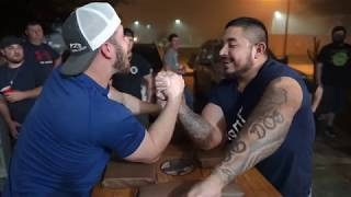 2019.02.27 Houston Armwrestling Team Practice