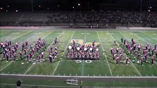BMHS Marching Band vs  Strongsville Aug25 2017