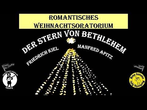 Stern v.Bethlehem Weihnachtsoratorium Friedrich Kiel Bachchor Orchester Köthen Noten kostenlos Halle