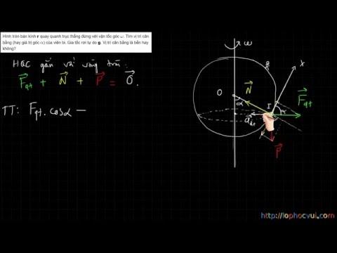 [Vật lí 10]Hướng dẫn giải bài tập trắc nghiệm Tĩnh học vật rắn  Phần 1- Cực hay và khó