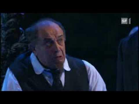 """Leo Nucci - """"Cortigiani"""" - Rigoletto Zürich 2006"""