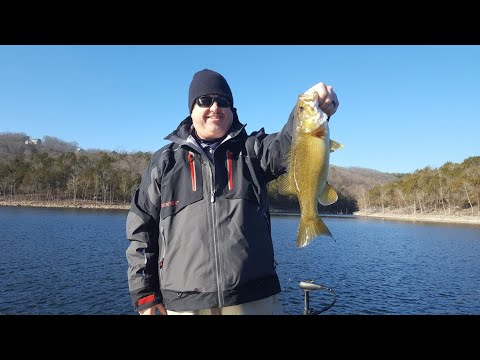 Table Rock Lake Video Fishing Report February 24, 2020