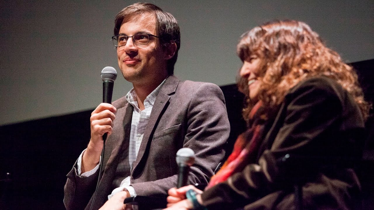 'My Entire High School Sinking Into the Sea' Q&A | Dash Shaw & Jane Samborski | NYFF54