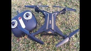 S58 RC DRONE 2.4G , EL DRONE MEDIANO MAS BARATO , PRUEBA DE VUELO