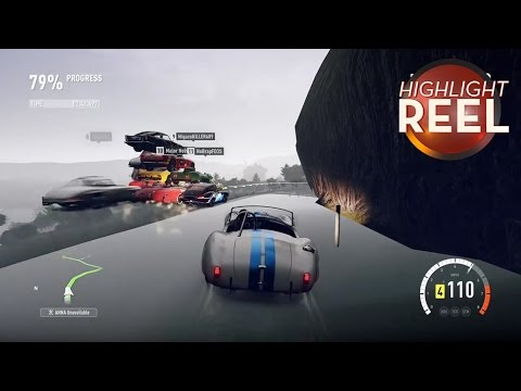 Highlight Reel #30 - Forza Has The Worst Traffic