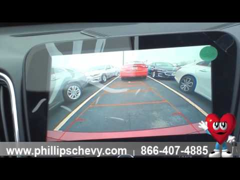 Phillips Chevrolet - 2017 Chevy Malibu Hybrid – Rear Camera- Chicago Car Dealership