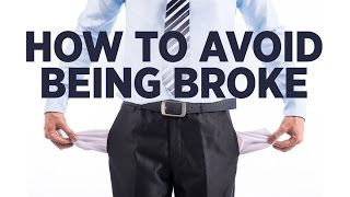 How to Avoid Being Broke - Young Hustlers