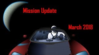 Mars Mission Update: March 2018